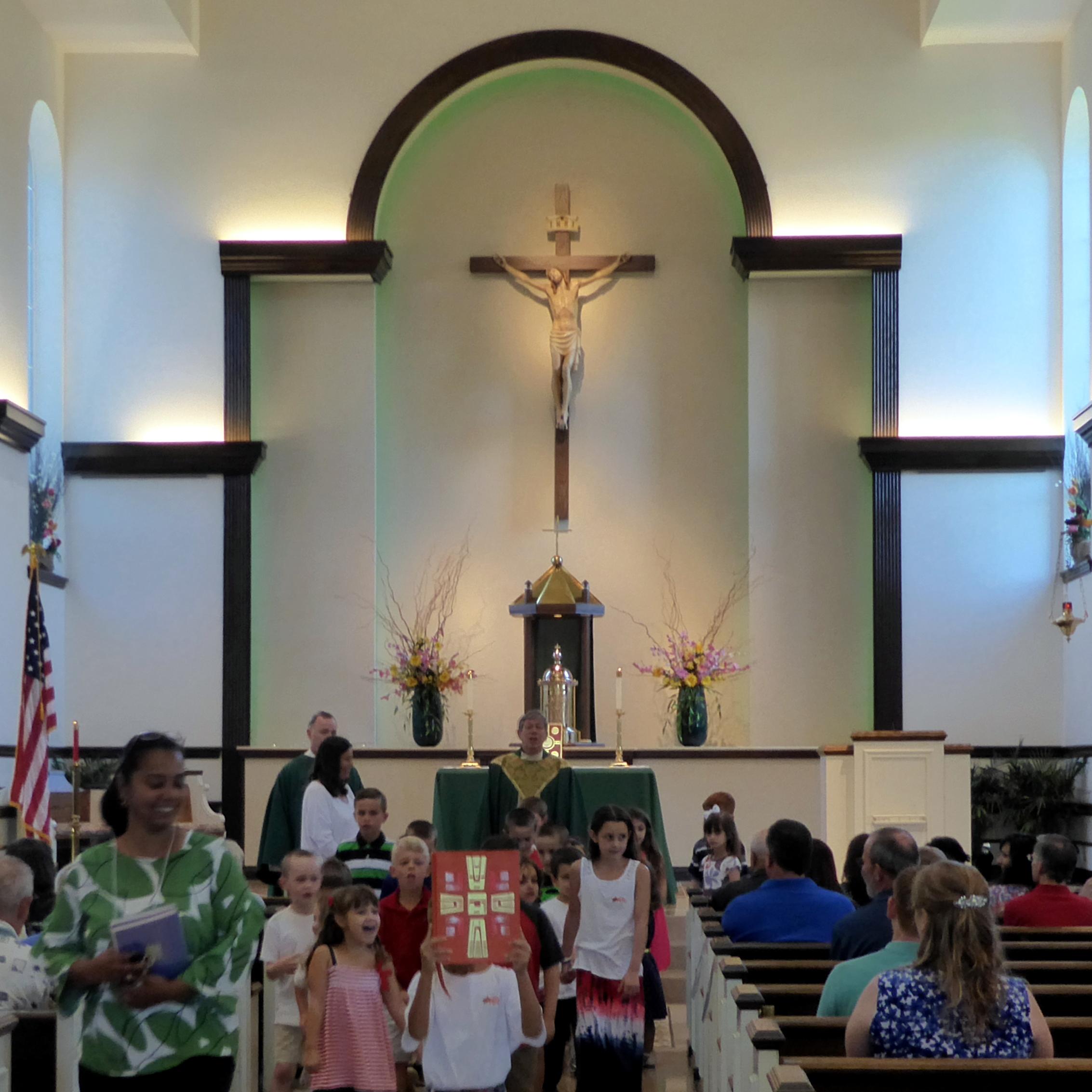 St Elizabeth Ann Seton Roman Catholic Church 105 Summer